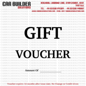 Picture of Gift Voucher (enter amount)