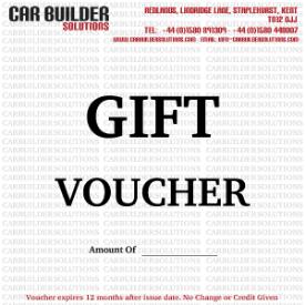 Bild von Geschenkgutschein (Betrag eingeben)