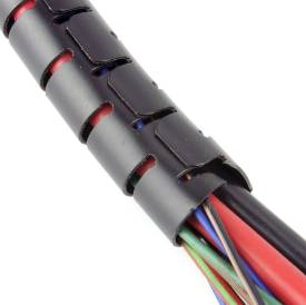 Bild von Schnelle Kabelumwicklung 18 - 22 mm pro Meter