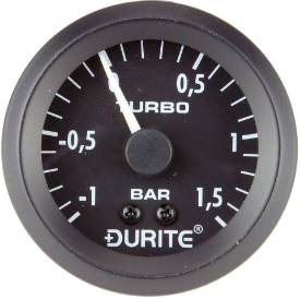 Picture of Turbo Boost Gauge 57mm Black