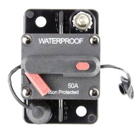 Bild von 50 Amp CIrcuit Breaker für Oberflächenmontage
