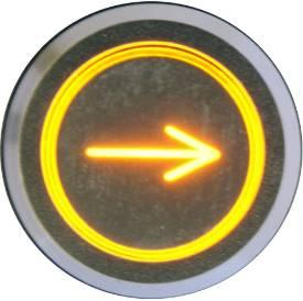 Picture of Natural Billet Aluminium Indicator Switch