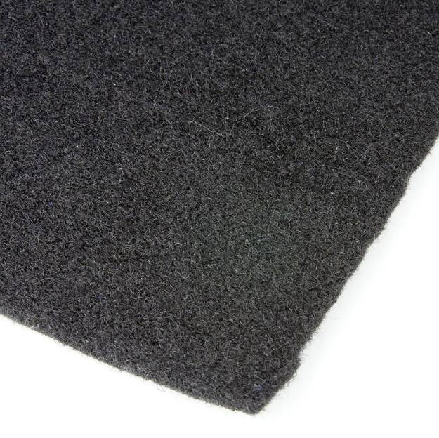 Picture of Lightweight Carpet From A Roll Black Per Metre
