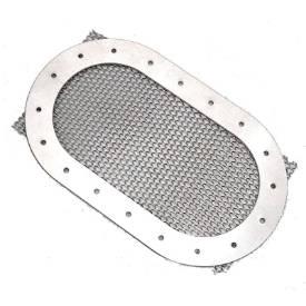 Picture of Aluminium Mesh Vent 200mm x 120mm
