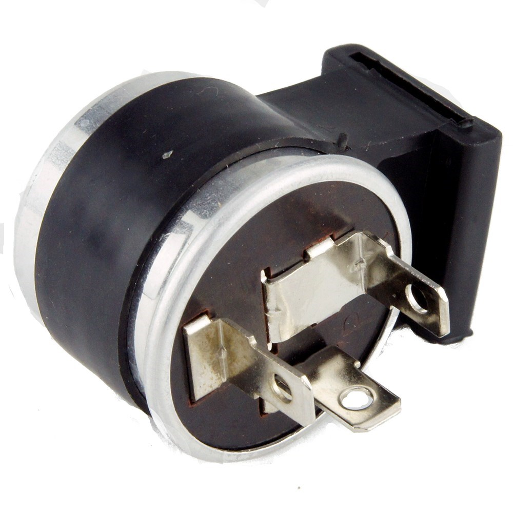 the ford barn volt three prong flasher wiring black 6 volt flasher relay 3  pin with warning light feed - car