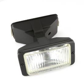 Picture of Rectangular Fog Lamps With Covers 145mm Pair