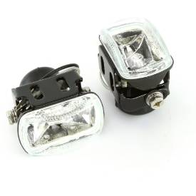 Picture of Miniature Fog Lamps Rectangular 60mm Pair