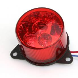 Picture of LED 55mm Stop/Tail Red Lens Pair