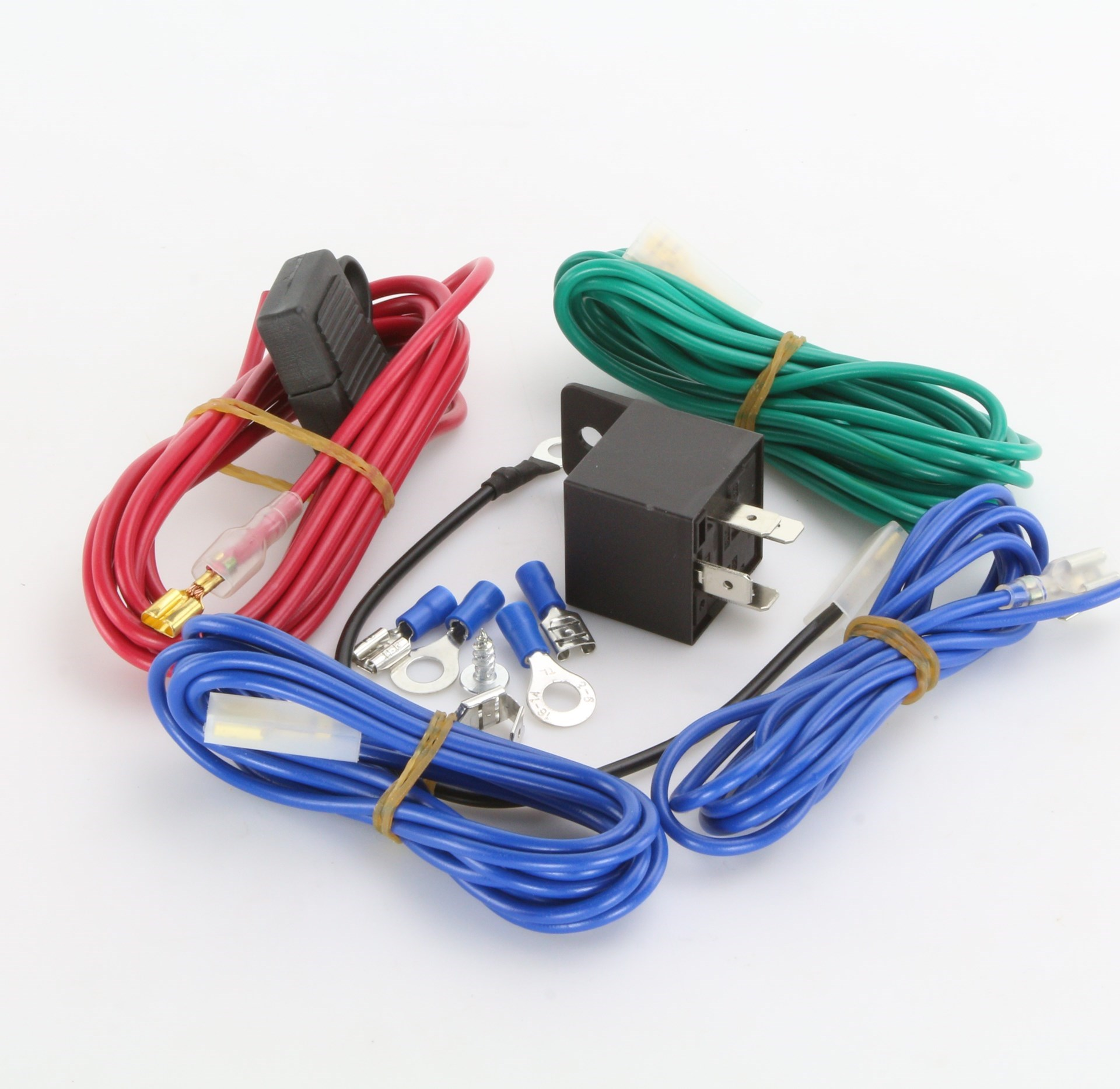Lighting And Accessory Relay Wiring Kit from Car BuilderCar Builder Solutions