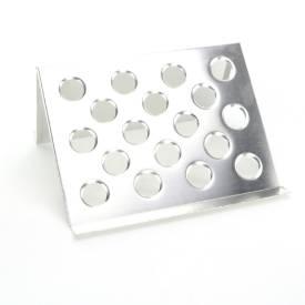 Bild von Gepresste Aluminium-Fußauflage