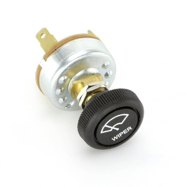 Picture of 2 Speed Rotary Wiper Switch