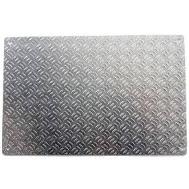 Bild von Rechteckiges Aluminium Fußraum-Fersenkissen
