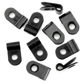 Picture of 3mm P-Clips Nylon Pack of 10