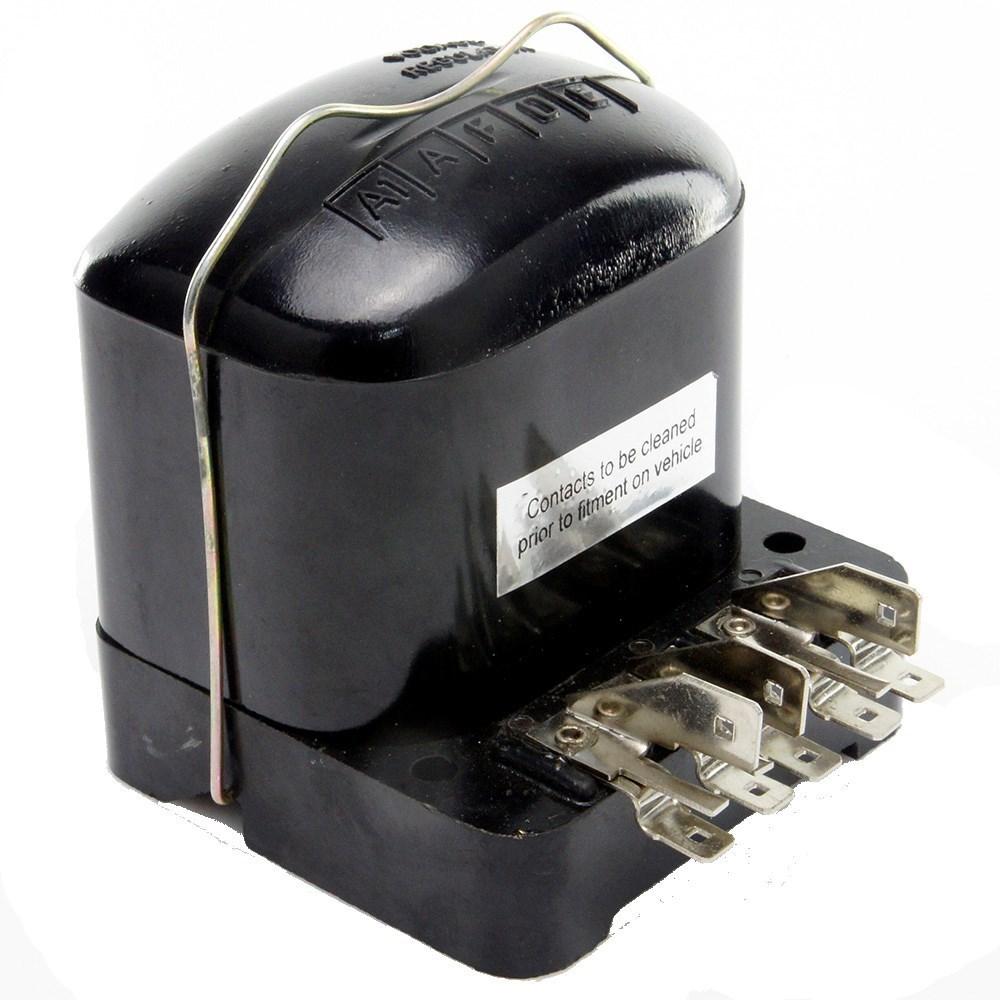 12 Volt 22 Amp Voltage Regulator Control Box Car Builder