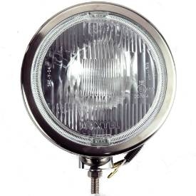 Picture of 210mm Stainless Driving Lamp with LED Angel Ring