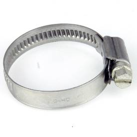 Picture of 25 - 40mm Narrow Band Stainless Steel Hose Clip Sold Singly