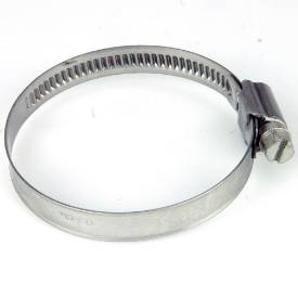Picture of 40 - 60mm Narrow Band Stainless Steel Hose Clip Sold Singly