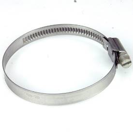 Picture of 50 - 70mm Narrow Band Stainless Steel Hose Clip Sold Singly