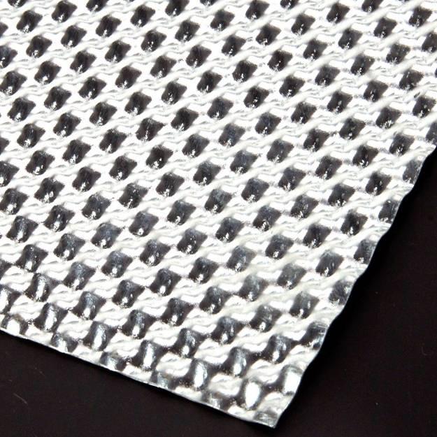 Picture of Hitzeschild aus geprägtem Aluminium