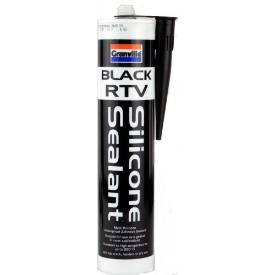 Picture of Black RTV Silicone Gasket 310ml