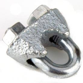 Picture of Wire and Cable Clamp for up to 5mm Diameter Cable