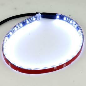 Bild von Flexibles 450-mm-Hochleistungs-Aufklebestreifenlicht, weiße LED
