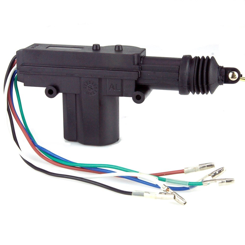5 Wire Car Door Lock Actuator Wiring Diagram from www.carbuilder.com