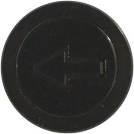Picture of Flush Bezel Black LED Warning Light INDICATOR