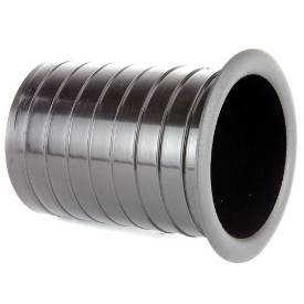 Picture of Moulded ABS Ram Duct for 80mm Ducting