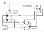 Picture of 2-Geschwindigkeits-Wischerdrehschalter