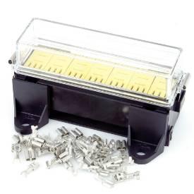Bild von 7 Wege Micro Relay Box 130mm
