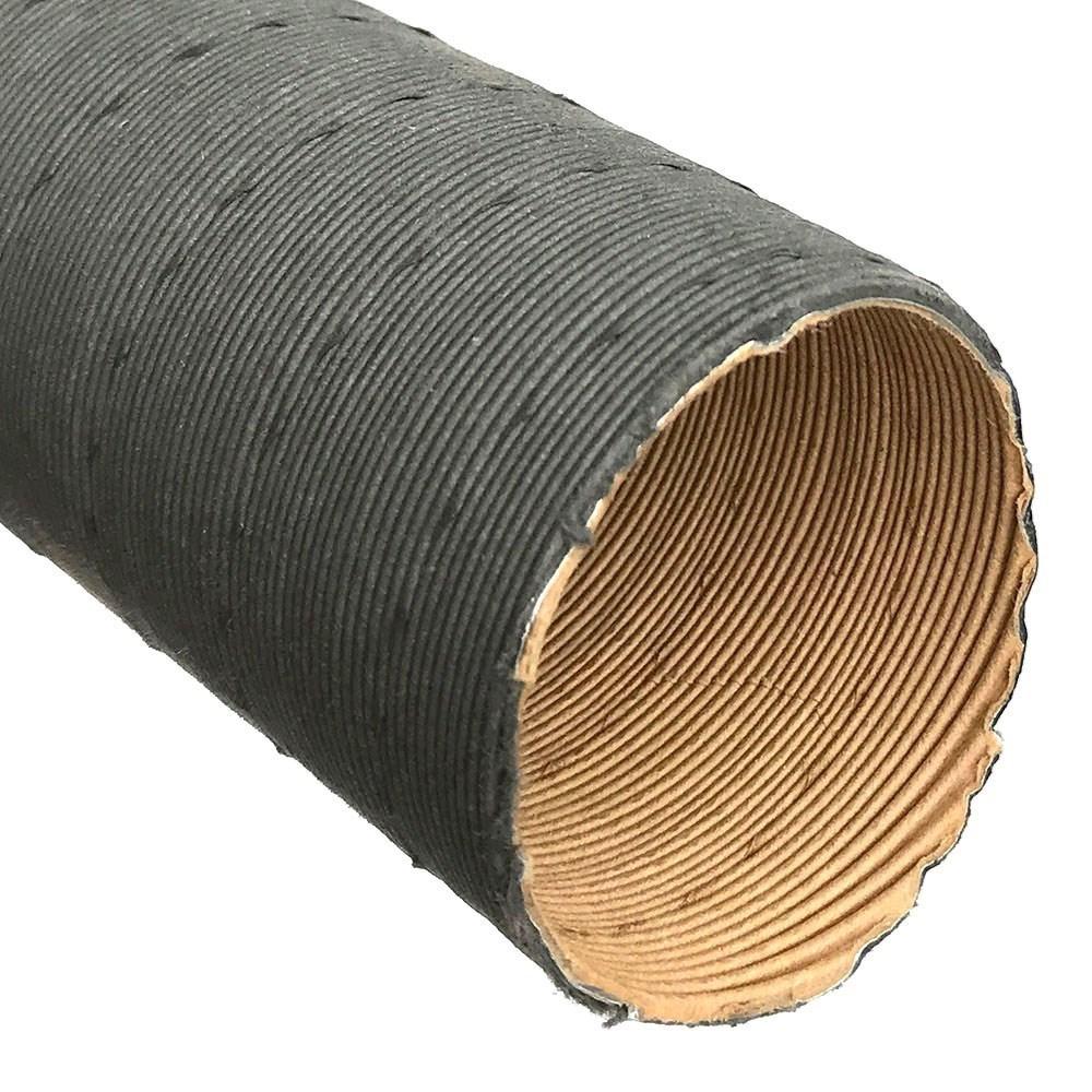 Classic Style Paper Covered Aluminium Ducting 50mm I.D.