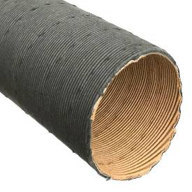 Bild von Classic Style Paper Covered Aluminium Ducting 50mm I.D.