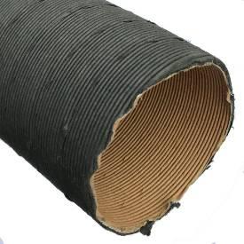 Bild von Classic Style Paper Covered Aluminium Ducting 65mm I.D.