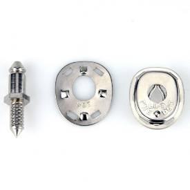 Bild von Heben Sie die Punktbefestigungen an, 5 mm, 5 Stück, mit Schraubbefestigung