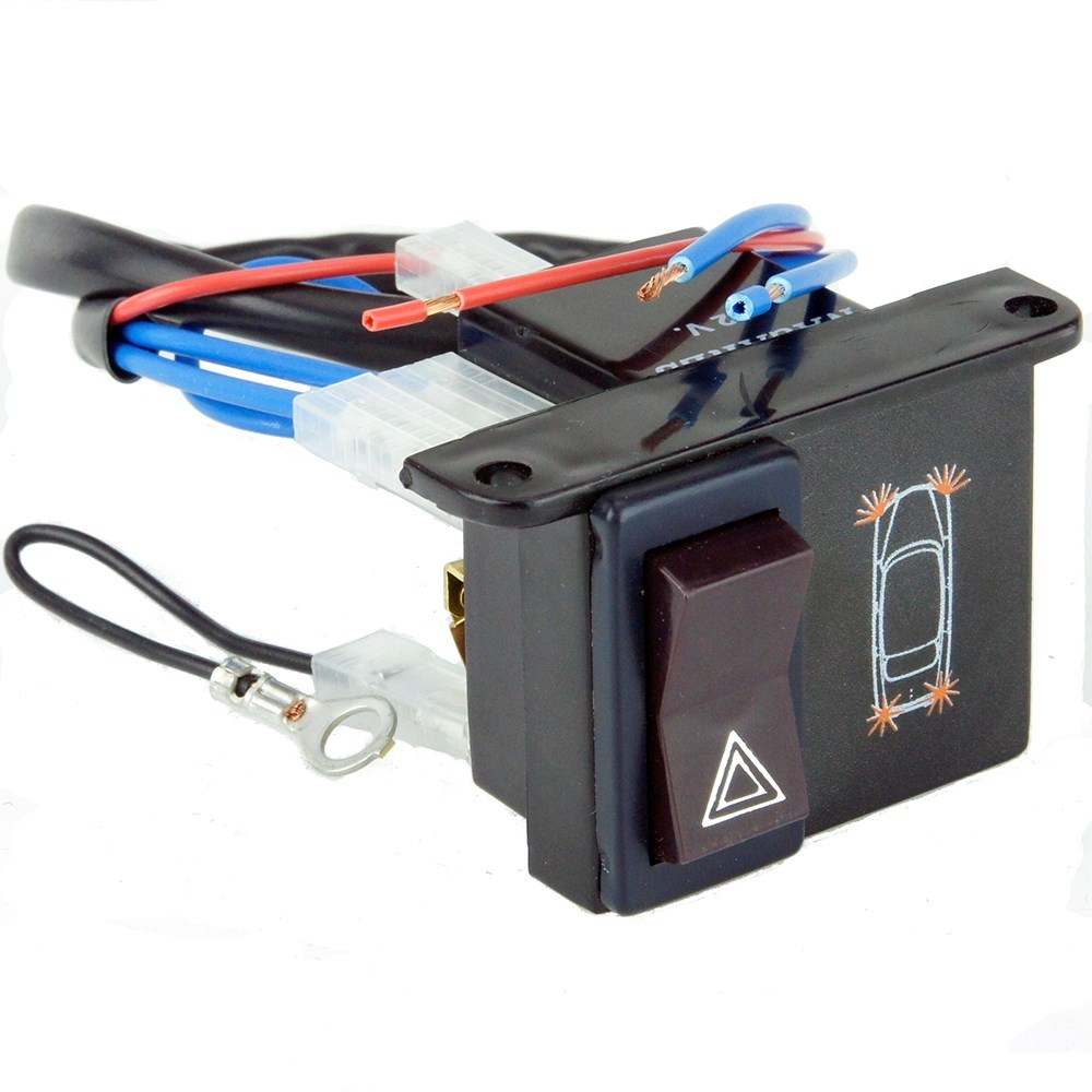 Hazard Switch Kit With Panel Car Builder Solutions Parts Auto Wiring Diagram