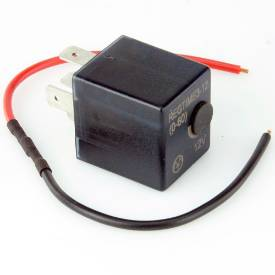 Picture of 0 to 60 second Time Delay Relay For Courtesy Lights