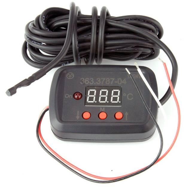 Picture of Digitaler Lüfterregler Thermostat