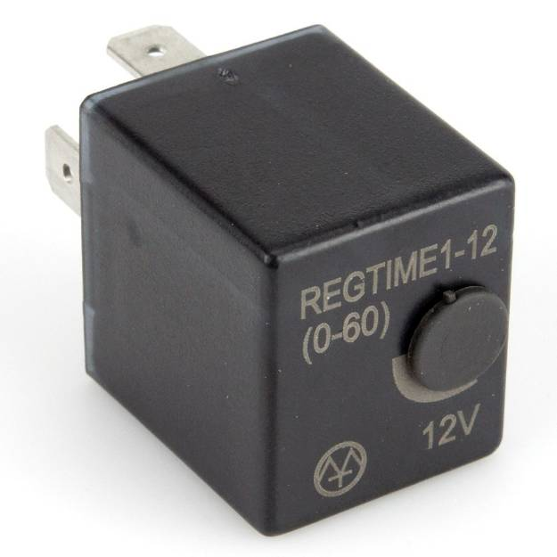 Picture of 0 to 60 Second Time Delay Relay For Demist