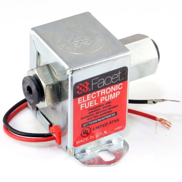 Picture of Facet FAST ROAD Solid State Cube Pump
