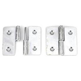 Picture of Zinc Plated Steel Lift Off Hinge Right Hand 39mm