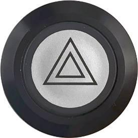 Picture of Hazard Switch Illuminated Black Bezel