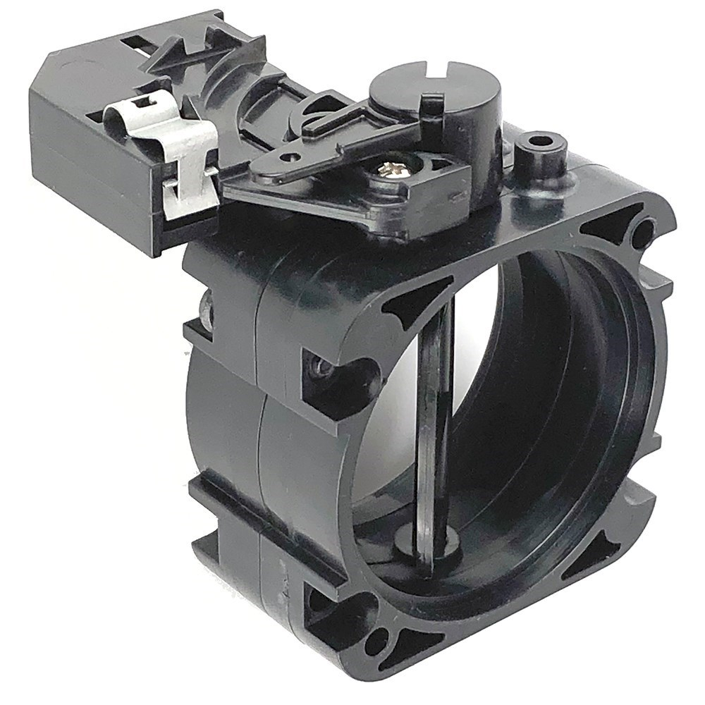 Cable Operated Butterfly Valve From Car Builder
