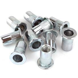 Picture of M8 Steel Flat Rivnut Pack Of 10