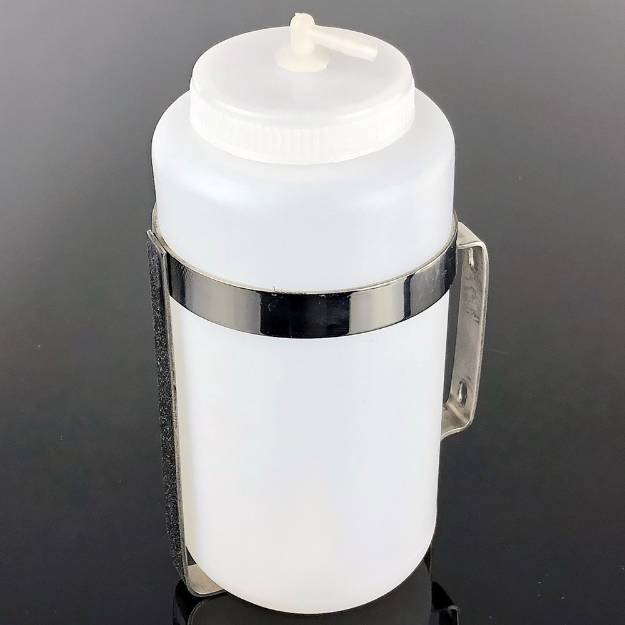 Picture of Small Washer Bottle with Stainless Bracket