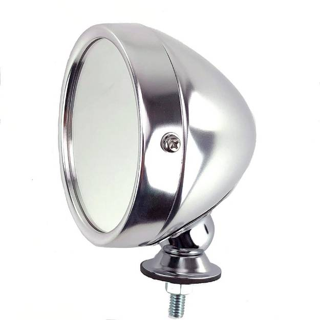 Picture of Lightweight Aluminium Gp Mirror Polished 100mm
