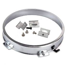 """Picture of Chrome Bezel for 5 3/4"""" HEADLAMPS"""
