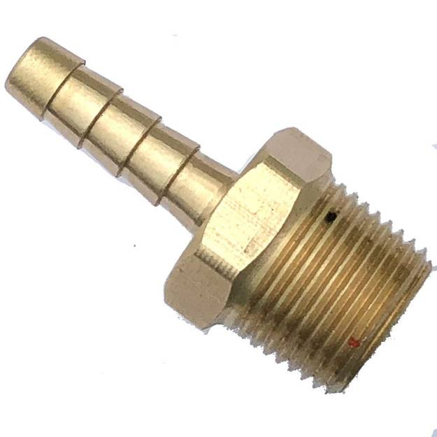 "Picture of Schlauchtülle 3/8"" NPT, 6mm"