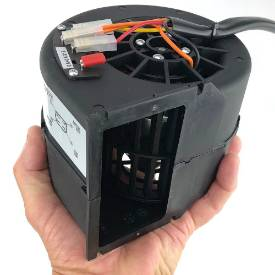 Picture of 3 Speed Squirrel Cage Heater Fan