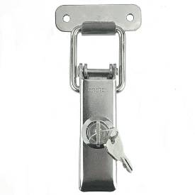 Picture of Large Locking Stainless Steel Over-Centre Fastener